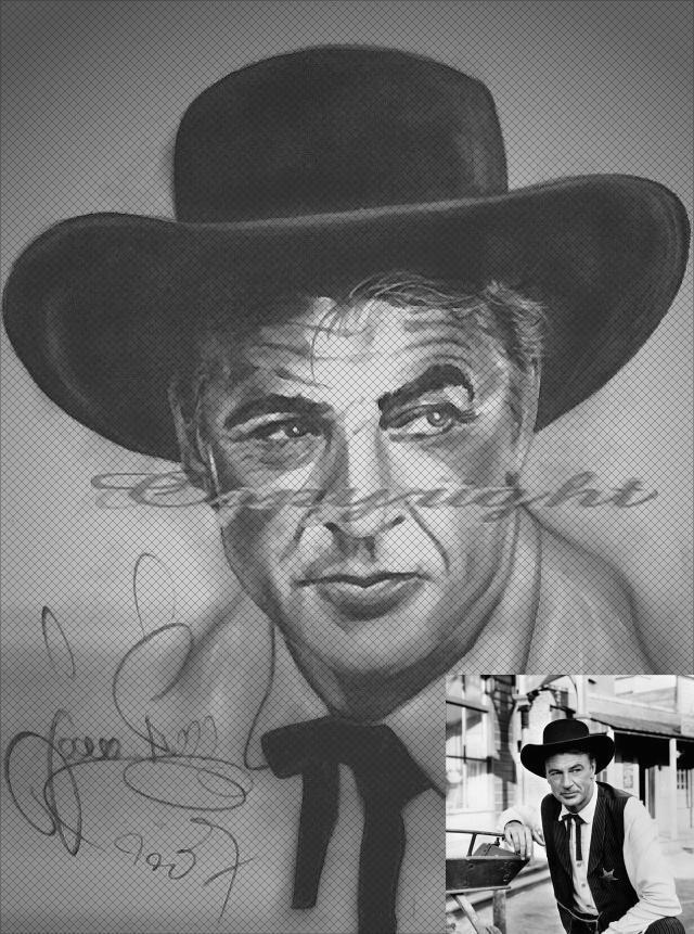 Gary Cooper by JPSTARS
